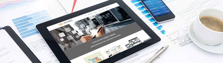 Få et tilbud på Wordpress en hjemmeside